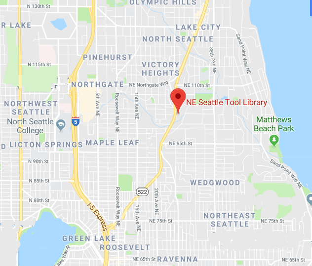 Northeast Seattle Tool Library